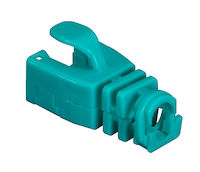 Snap-On Snagless Cable Boot - Green, 50-Pack