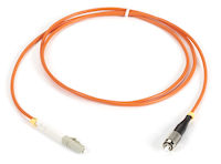 Fiber Reference Cable FC To LC Simplex OM1 1M