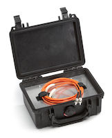 Fiber Optic Launch Box - OM1, ST, 300-m