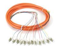 OM1 62.5-Micron Multimode Fiber Optic Pigtails