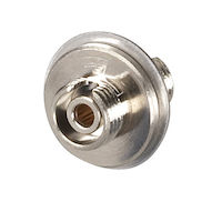 Fiber Optic Coupling - FC/FC Multimode Simplex Bronze Round