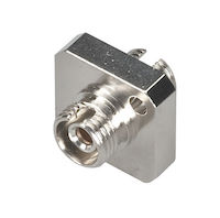 Fiber Optic Coupling FC/FC Single Mode Simplex Ceramic Squ