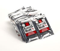 Electro-Wash Wipes, 25-Pack