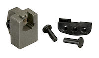 Modular Die, 6-Position Plug, Short Body