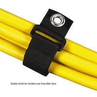 """Durable Reusable Suspension Belt - 7"""", 10-Pack"""
