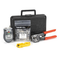 CAT5 Termination Kit, Solid Wire