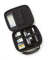 Fluke Fiber Cleaning and Inspection Kit Case
