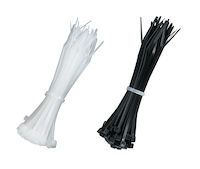 Nylon Cable Zip Ties - 1/8