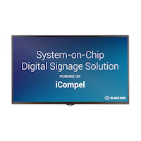 iCOMPEL® Digital Signage Multi-Zone SoC License - 1 Year, 50 to 99 Screens