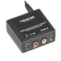 Digital Audio Converter - 5.1 Channel