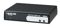 USB to RS232/422/485 Converter - DB9, 2-Port