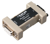 Async RS-232 to 5V TTL Interface Converter - DB9 to DB9
