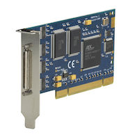 PCI Bus Serial Board - (8) RS232 (8) DB25