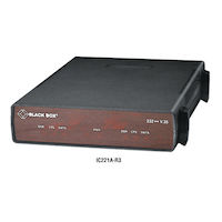Sync RS-232 to V.35 Interface Converter - DB25 to M34