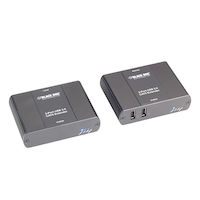 CATx USB 2.0 Extender - 2-Port