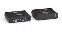 USB 3.0 Extender - Multimode, 2-Port