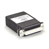 Async RS-232 to RS-485 Interface Converter - DB25 to RJ-45