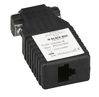 Async RS232 to RS485 Interface Converter - DB9 to RJ-45