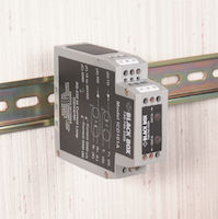 Async RS-232 to Current Loop Interface Converter - (2) Terminal Block