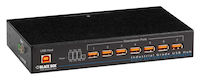 Industrial USB 2.0 Hub - 7-Port