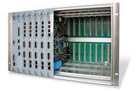 Etherlink Managed Fast EthernetRackmount Chassis - 230VAC redundant