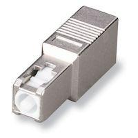 Fiber Optic In-Line Attenuator - Angled, Singlemode