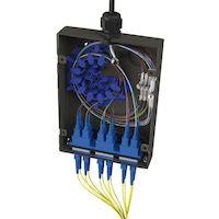 FPU Series Tamper Resistant Fiber Wallbox - Multimode