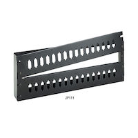 Modular Junction Panel DB15 16-Punch 2U