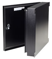JPM4000 Series NEMA-4 Rated Fiber Optic Wallmount Enclosure
