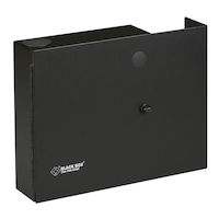 Wallmount Fiber Enclosure Non-Locking 2 Slot Adapter