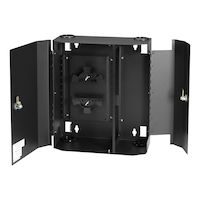 JPM400 Series Wallmount Locking Fiber Enclosure