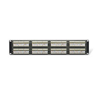 Cat6 Unshielded Patch Panel 48-Port 2U