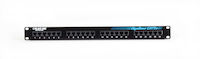 Cat5E Unshielded Patch Panel 24-Port 1U