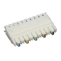 Cat5E Connecting Blocks 5-Pair 100-Pack