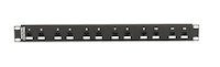 CAT6 Surge-Protected Patch Panel - 1U, 12-Port