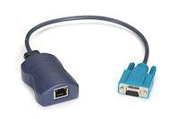 CX Quad IP Server Access Module - Serial, CATx
