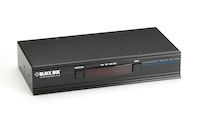 Wizard Desktop KVM Switch - DVI-D Dual-Link, USB 2.0, Audio, 4-Port