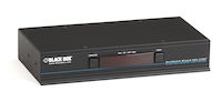 Wizard KVM Switch - Single-Head, VGA, USB True Emulation, Audio, 4-Port