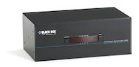 Wizard KVM Switch - Dual-Head, VGA, USB True Emulation, Audio, 4-Port