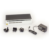 4K60 DisplayPort Single-Head KVM Switch - 4-Port