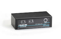 DT Basic II Desktop KVM Switch - VGA, USB or PS/2, Includes Cables, 2-Port