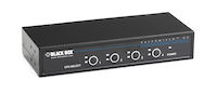 EC Series KVM Switch for PS/2 Servers and Consoles - 4-Port