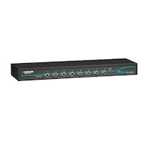 EC Series KVM Switch for PS/2 and USB Servers and PS/2 Consoles - 8-Port