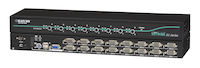 EC Series KVM Switch for PS/2 or USB Servers and PS/2 or USB Consoles - 16-Port
