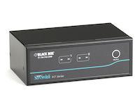 DT Series Desktop KVM Switch - Dual-Head DVI-D, USB, 2-Port