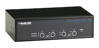 DT Series Desktop KVM Switch - Dual-Head DVI-D, USB, 4-Port