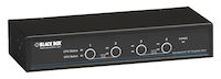 DT Series DT KVM Switch DisplayPort with USB and Audio - 4-Port
