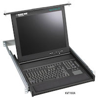ServView IV Rackmountable KVM Tray with 8-Port ServSwitch Ultra (KV5008SA-R2) - for Sun with USB