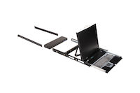 "ServTray 19"" LCD Console Drawer with 8-Port KVM Switch"
