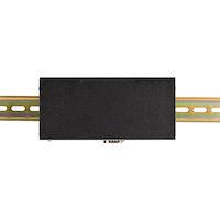 KVX Series KVM Extender DIN Rail Mounting Kit
